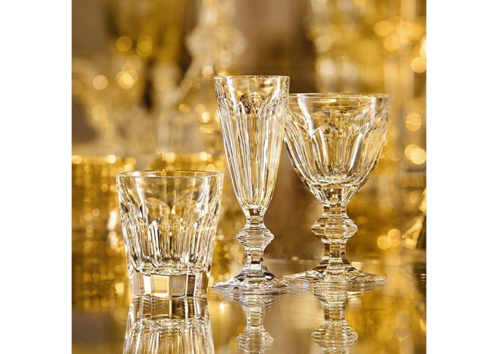 Baccarat tableware tại Thái Công Showroom