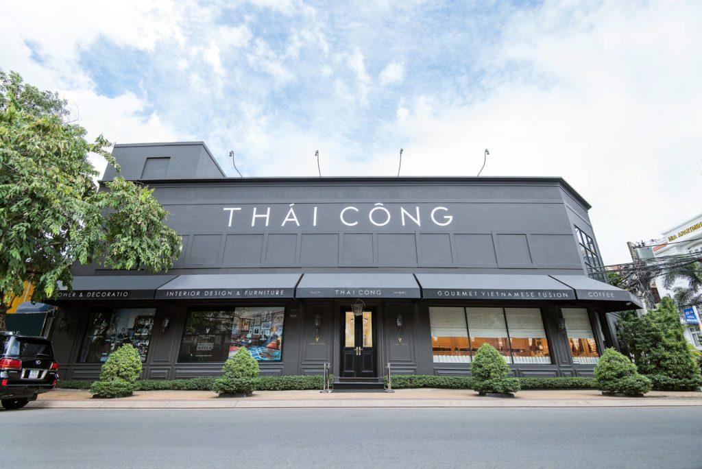 Nhà hàng Thái Công: Bản Ballad của những giác quan - THÁI CÔNG Interior Design - The World of Luxury Interior and Furniture