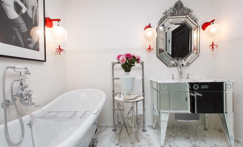 Décor Walther – Tác phẩm nghệ thuật trong phòng tắm