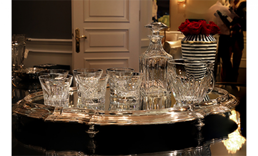 Baccarat – The renown luxury glassware