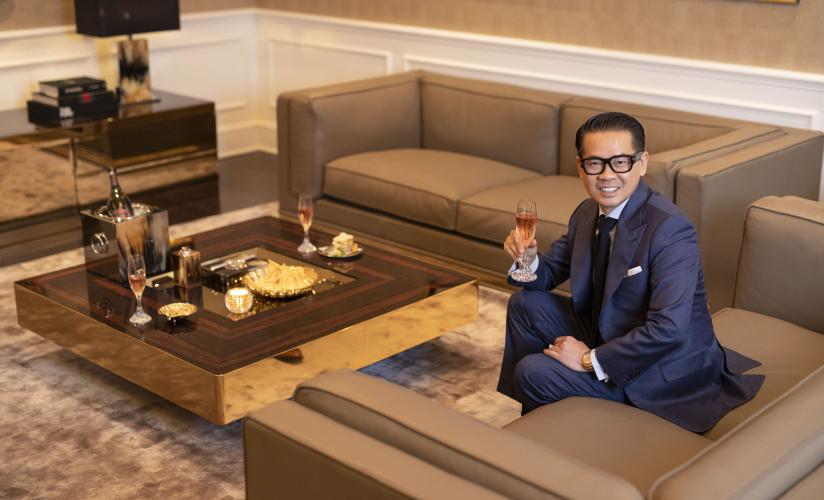 Longhi Exclusive by Thái Công – Đẳng cấp thương hiệu Italia