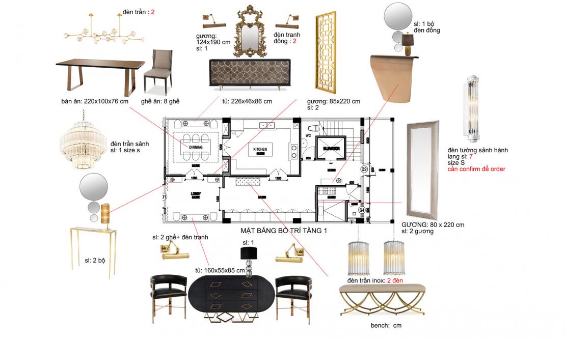 Thái Công Concept đồ nội thất