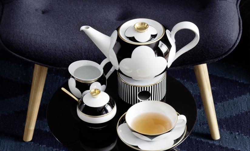 Chiều thanh nhã với trà