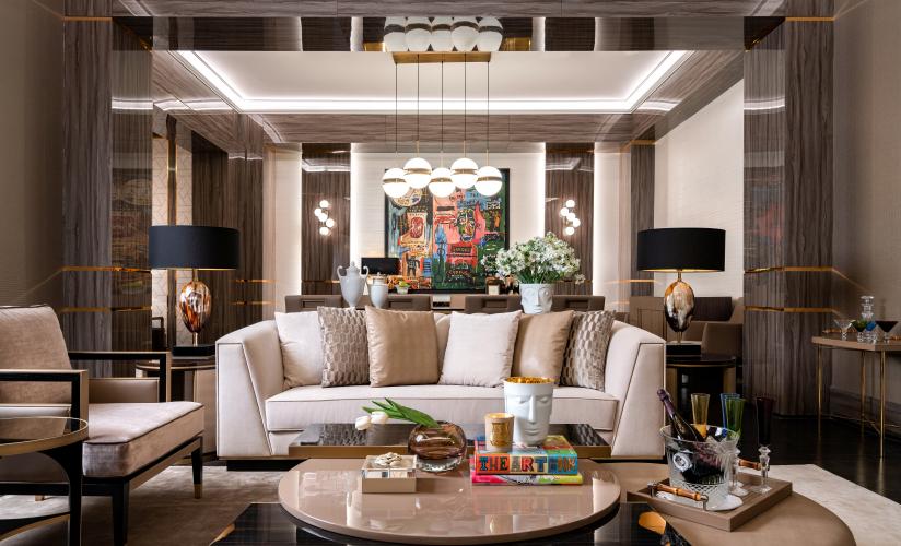 Nhà thiết kế Nội thất Quách Thái Công công bố 3 không gian nội thất siêu sang