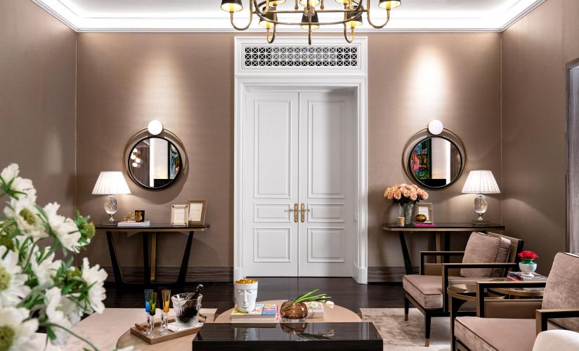 Nhà thiết kế Nội thất Quách Thái Công giới thiệu 3 không gian nội thất mới