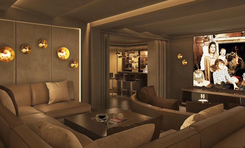 Phong cách sáng tạo trong thiết kế nội thất của NTK Quách Thái Công