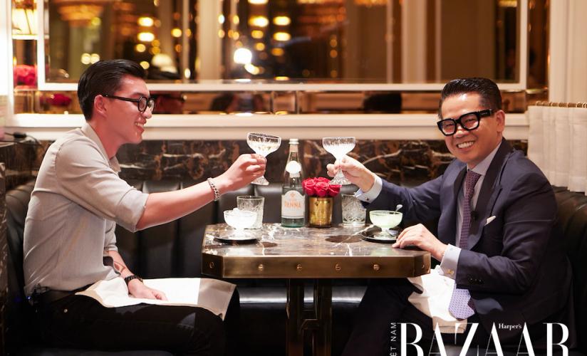 Nhà Thiết kế Nội thất Quách Thái Công: Muốn lịch thiệp phải có trải nghiệm sống!